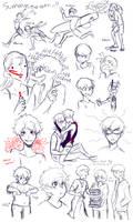 Sketch dump #2