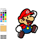 Flash Coloring Mario by hasangursoy