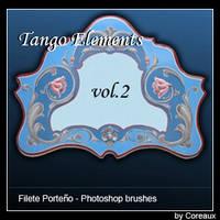 Tango Elements_vol.2 by Coreaux