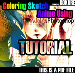 Coloring Anime Tutorial