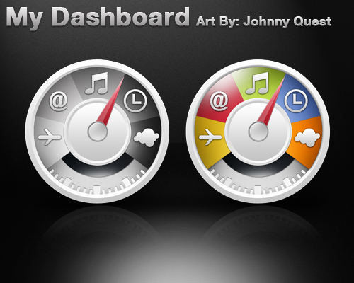 My Dashboard by jquest68