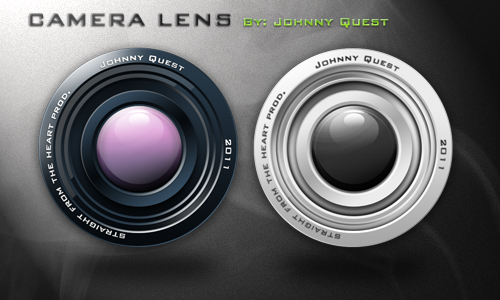 Camera Lens by jquest68