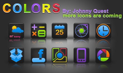 Colors by jquest68