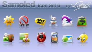Samoled: icon set 6