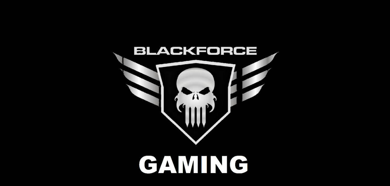 Black Force Gaming Logo By Ryanclarke09 On Deviantart