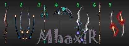 [CLOSED] Custom Weapons Slots 2