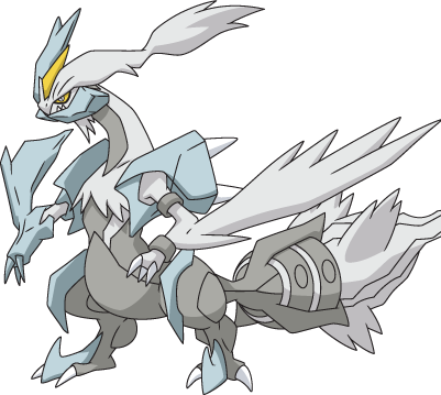 Kyurem white forme cursor by xl swat on deviantart - Pokemon kyurem noir ...