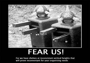 Fear the Quarks!