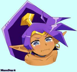 Shantae x Aqua (Animation) by MoreStar