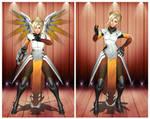 [MMD] Overwatch Mercy