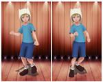 [MMD] Finn Adventure Time