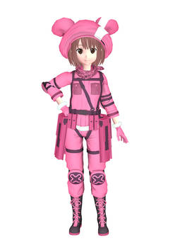 [MMD] SAOFB - LLENN by arisumatio