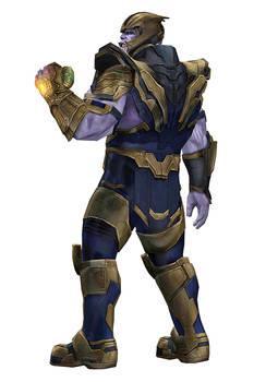[MMD] MFF Thanos Endgame