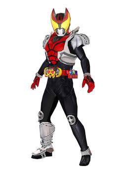 [MMD] Kamen Rider Kiva