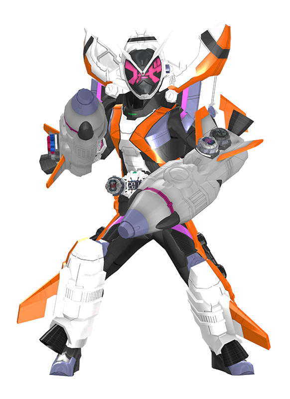 [MMD] Kamen Rider Zi-O FourzeArmor by arisumatio on DeviantArt