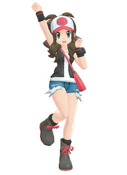 [MMD] Pokemon Masters Hilda
