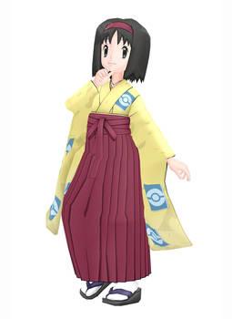 [MMD] Pokemon Masters Erika