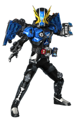 Kamen Rider GeizRevive Shippu [Unrigged]
