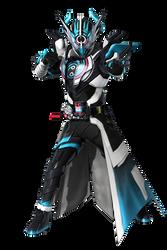 Kamen Rider Cross-Z Evol [Unrigged]