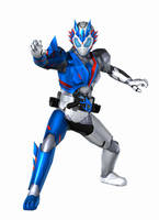 [MMD] Kamen Rider Vulcan