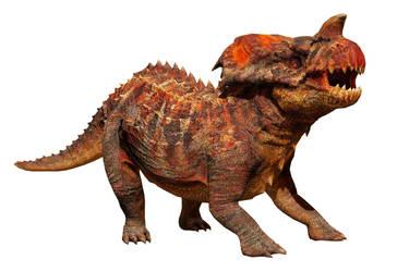 [MMD] Jurassic WA - Einiasuchus + Motion Packs by arisumatio