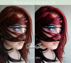 Photoshop Action 6 by IGotTheLook