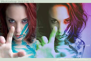 Photoshop Action 13 by IGotTheLook