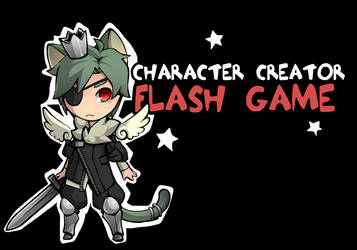 Character Creator [flash game] by Twai