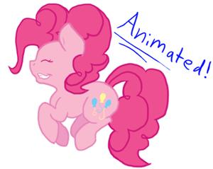 [Animated] Pinkie Trot