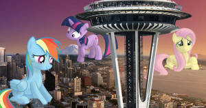 A Special Visit to Seattle
