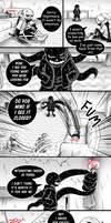X-Hand - Pt2 - Pg 27-34 (Undertale AUs comic)