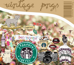 Vintage PNG's By PastelitoLoco