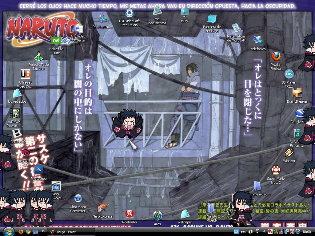 Shimeji Sasuke Final Download by sasuke-kun-d-haruno