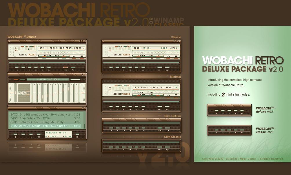 Wobachi Retro II by blueslaad