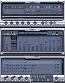 Platinum Fusion v2 by mattnagy