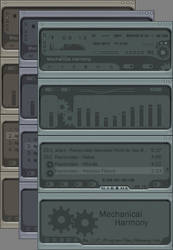Mechanical Harmony by mattnagy