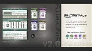 Sincerity II - Colour Pack