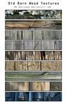 9 Barn Wood Textures