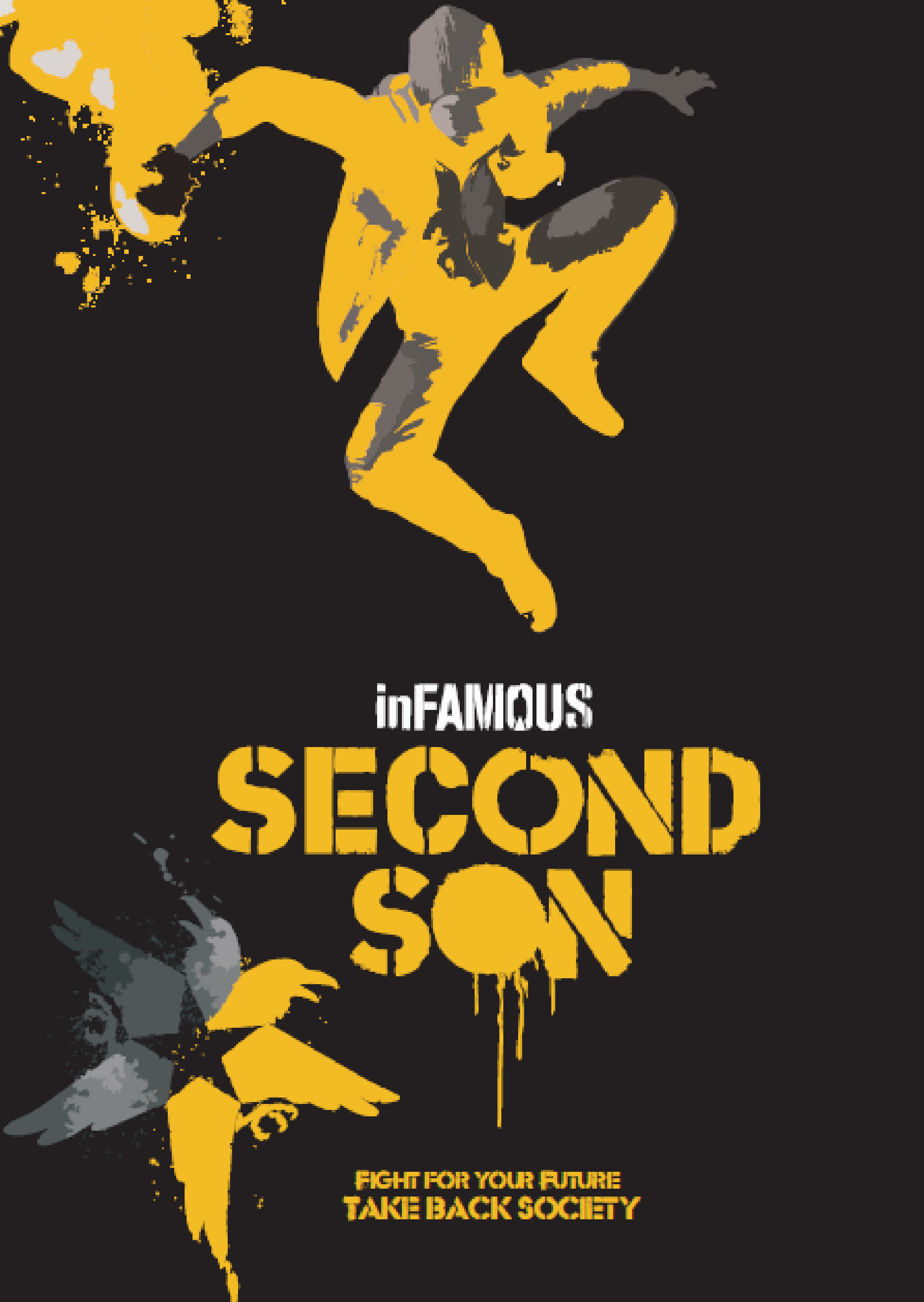 Infamous Poster by shrimpy99
