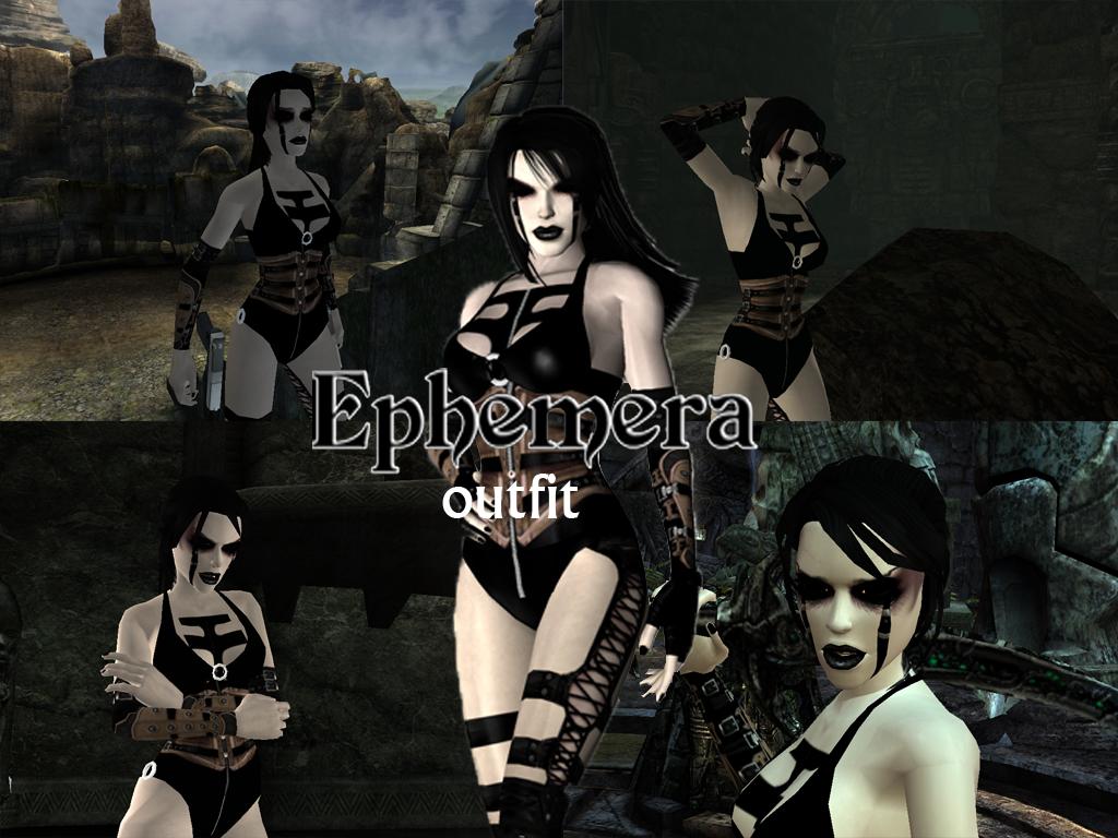 Tomb Raider Legend Ephemera Outfit By Vlade98 On Deviantart