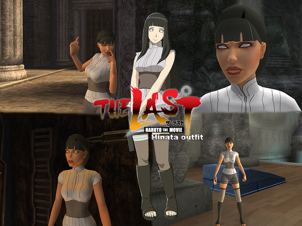 Tomb raider anniversary hinata the last outfit by vlade on