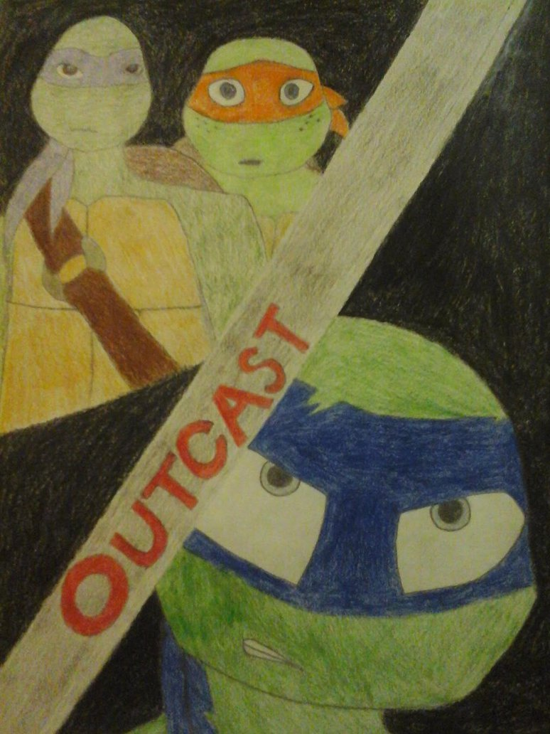 Outcast Chapter 1- Death of a Brother by LeoLover8 on DeviantArt