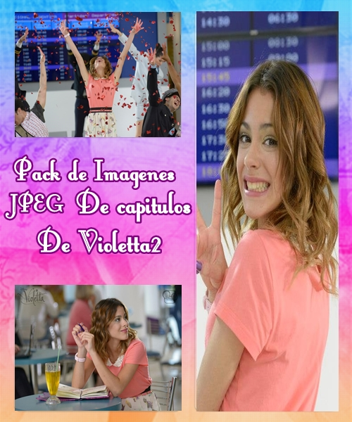 Capitulos Violetta