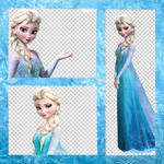 Pack PNG de Elsa (Frozen)