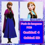 Pack de imagenes PNG de ana (frozen)
