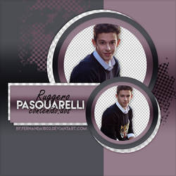 Ruggero Pasquarelli PNG 004 by Fernanda1802