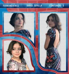 +Karol Sevilla PNG 028 by Fernanda1802