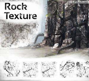 LJF Rock Texture Brush