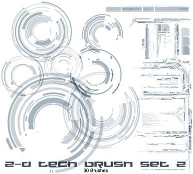 Z-design Tech brushes set v2
