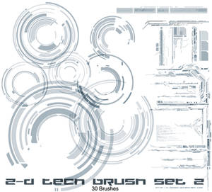 Z-design Tech brushes set v2